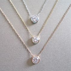Diamond Solitaire Necklace, Diamond Pendant Necklace, Diamond Jewelry, Diamond Necklaces, Diamond Earrings, Gold Jewellery, Silver Jewelry, Necklace Set, Jewellery Shops