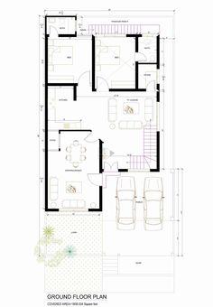 10 Marla House Plan, Mavis, Small Homes, Pakistan, House Plans, Floor Plans, Houses, How To Plan, Ideas