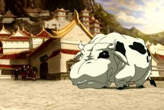 """Beginner's Guide To The Outrageous Animals Of """"Avatar: The Last Airbender"""" Avatar Animals, Kai, Fire Nation, Legend Of Korra, Avatar The Last Airbender, Character Art, Pop Culture, Beast, Cute Animals"""