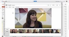 Gmail sustituye el chat de vídeo por los Hangouts de Google+  http://www.genbeta.com/p/70622