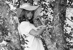 """2. Muriel Catalá in """"Faustine et le bel été"""" (1972) di Nina Companeez (""""Collection Gérard Troussier"""" / Cinemagence, 1964-1994)"""