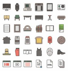 Here is a Free Version of Illustricon, an icon pack like no other. Includes 36 pixel perfect icons that were …