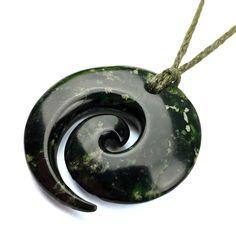 New Zealand Jewellery, Fern Frond, Pendant Design, Awakening, Washer Necklace, Spiritual, Carving, Pendants, Peace