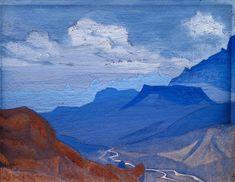 Nicholas Roerich, Nubra Valley, 1926