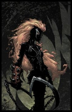 She Spawn by Nat Jones. Would love as a costume