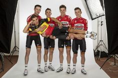 "fuckyeahcycling: ""Lotto-Soudal for 2015 """