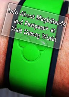 Information about About FastPass+, MagicBands, My Magic+, and more at Walt #Disney World.