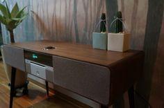 The installation of - Ruarkaudio Corner Desk, Furniture, Home Decor, Homemade Home Decor, Corner Table, Home Furnishings, Decoration Home, Arredamento, Interior Decorating