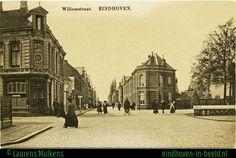 Willemstraat & café de Posthoorn.