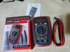 Volmate Mini Portable Digital Multimeter Voltmeter Review