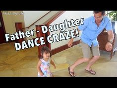 Father - Daughter DANCE CRAZE! - October 16, 2014 - itsJudysLife Daily Vlog