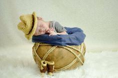 Cowboy Hat and Boots by AmysTangledDreams on Etsy