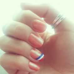 Kingsday nails #dutch #kingsday #nails