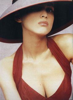 Cristina Cascardo 90s model