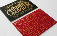 Chamber Magic Stationery by UNDERCONSIDERATION