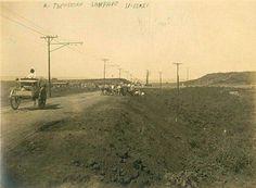 Rua Teodoro Sampaio, 31 de dezembro de 1921.
