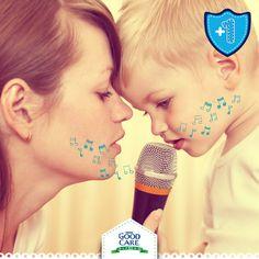 Cántale a tu hijo. La música puede ser tu aliada a la hora de estimular su lenguaje.