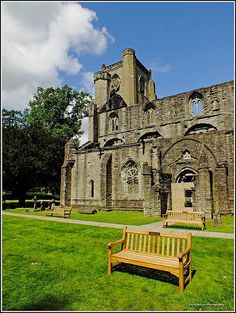 Dunkeld Cathedral, Perthshire.