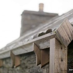 This type of gutters on metal roof is certainly an inspirational and really good idea