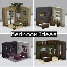 Cute Minecraft Houses, Minecraft Mansion, Minecraft Houses Survival, Minecraft Plans, Minecraft Room, Amazing Minecraft, Minecraft House Designs, Minecraft Tutorial, Minecraft Blueprints