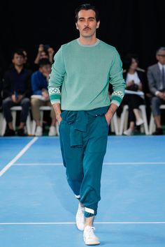 Umit Benan | Spring 2015 Menswear Collection | Style.com