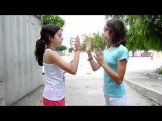 """Juego de palmadas. """"Las vocales"""" - YouTube"""