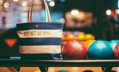 that's exactly how we're feeling, too: the get out of town bon shopper by kate spade new york. (december 2013)
