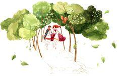 "Cristiana Radu illustration for ""Harap Alb - Romanian Fairytale"". Childrens Books, Fairy Tales, Illustration, Prince, Painting, Image, Christians, Children's Books, Children Books"