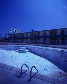 Troy Paiva. North Shore Marina, the Salton Sea (Californie, Etats-Unis).