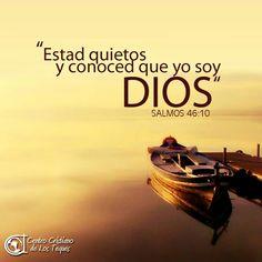 Salmos 46:10