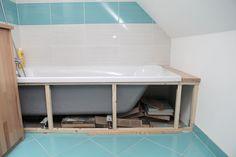 Les 8 meilleures images du tableau tablier de baignoire sur pinterest angles baignoires et - Fabriquer pare baignoire ...