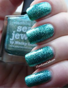 piCture pOlish Sea Jewel   Pointless Cafe