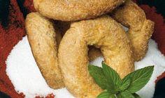Receta de Rosquillas de anís (al horno)