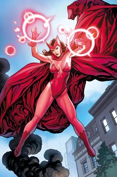 Scarlet Witch - Wikipedia, the free encyclopedia