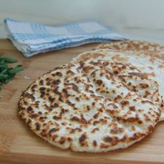 Coconut Flour & Psyllium Flatbread - Divalicious Recipes