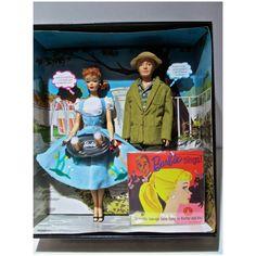 NRFB Mattel Friday Night Dream Date Set, Barbie & Ken, Gold Label Gold Labels, Vintage Barbie Dolls, Barbie And Ken, Pony, Dating, Friday, Night, Pony Horse, Quotes