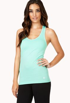 Padded Workout Tank   FOREVER21 - 2002246316