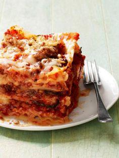 Sausage Lasagna Recipe | Anne Burrell | Food Network