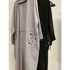 Kimono Fashion, Modest Fashion, Arab Fashion, Womens Fashion, Hijab Style Tutorial, Modern Abaya, Abaya Designs, Modest Wear, Indian Designer Outfits