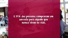 Corrente da Felicidade - Kibon, via YouTube.