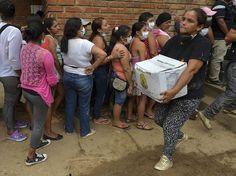 Dodentol door modderstromen Colombia rondt kaap van 300 datum pin:4/5/2017 19u31