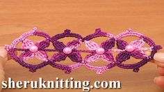 Crochet Lace  Part 1 We invite you to visit https://www.sheruknitting.com/ There are over 800 video tutorials of crochet and knitting in different techniques. Also, you can see unique authors' design in these tutorials only on a website at https://www.sheruknitting.com/  Enjoy all you get from a membership:1.No advertising on all tutorials 2.Valuable in different devices 3.Step by step and detailed video tutorials 4.New courses added every week