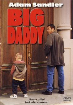 Big Daddy on DVD from Sony Pictures Home Entertainment. Directed by Dennis Dugan. Staring Adam Sandler, Leslie Mann, Dylan Sprouse and Cole Sprouse. More Comedy and Movies DVDs available @ DVD Empire. Leslie Mann, Dylan Sprouse, Sprouse Cole, Jon Stewart, Funny Movies, Great Movies, Funniest Movies, Movies Free, Adam Sandler Filmes