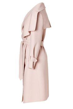 Max Mara Azalea Cashmere Coat in Beige | kaputi | Pinterest