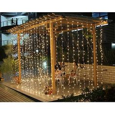 ZeleSouris 3m x 3m 400 Leds LED Warm White Curtain Light / Christmas Xmas Decorations Indoor Outdoor Fairy / Festival / Novelty Light -Ideal To Creat a Good Mood For Holidays Wedding Party Stage Home Hotel KTV Bar Coffee Shop Celebrating Days ZeleSouris http://www.amazon.ca/dp/B00OLRT50Y/ref=cm_sw_r_pi_dp_1Wbxub0TMRDGM