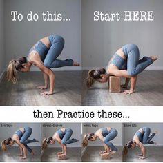 Yoga Fitness, Fitness Workouts, Fitness Motivation, Fitness Plan, Pilates Workout, Vinyasa Yoga, Ashtanga Yoga, Yoga Inversions, Yoga Handstand