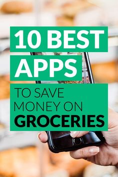 10 Best Apps To Save Money On Groceries [Updated Best Money Saving Tips, Money Saving Meals, Save Money On Groceries, Ways To Save Money, How To Get Money, Money Tips, Money Hacks, Money Savers, Frugal Living Tips