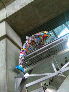 """""""Ride of Dreams"""" at Commercial Sky Train Station"""
