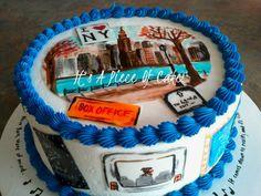 Desserts Cake by Itapieceofcakewv.com New York theme/Billy Joel
