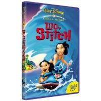DVD Lilo et Stitch